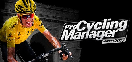 Pro Cycling Manager 2017 Cover
