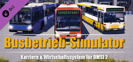 OMSI 2 Busbetrieb-Simulator Add-on Cover