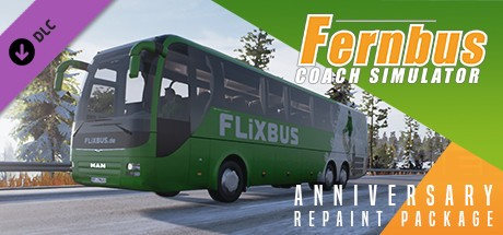 Fernbus Add-On Anniversary Repaint Package