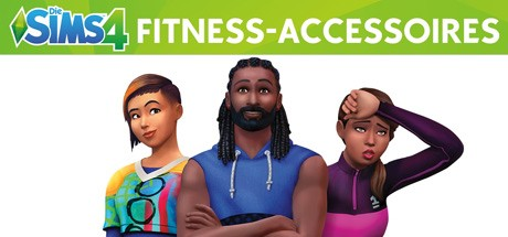 Die Sims 4: Fitness-Accessoires Cover