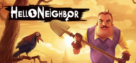 Hello Neighbor Cover