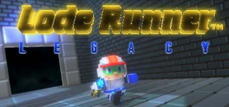 Lode Runner Legacy Cover
