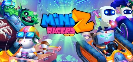 Mini Z Racers Turbo Cover