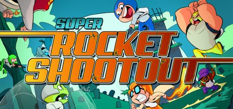 Super Rocket Shootout Cover