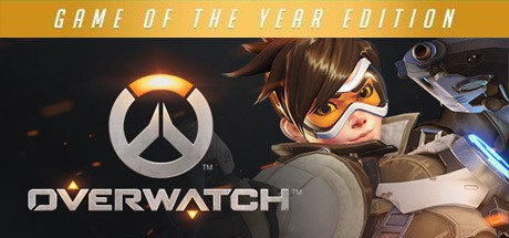 Overwatch: Game of the Year Edition Cover