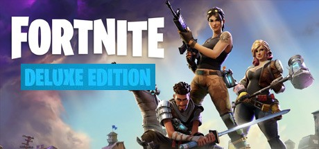 Fortnite - Deluxe Edition Cover