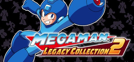 Mega Man Legacy Collection 2 Cover