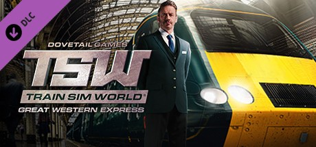 Train Sim World®: Great Western Express Cover