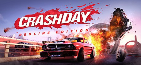 Crashday Redline Edition Cover
