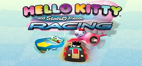 Hello Kitty and Sanrio Friends Racing Cover