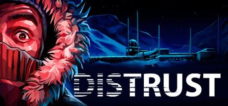 Distrust Cover