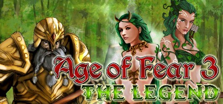 Age of Fear 3: The Legend Cover