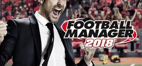 Football Manager 2018 Cover