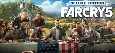 Far Cry 5 - Deluxe Edition (uplay)