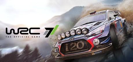 WRC 7 FIA World Rally Championship Cover