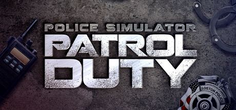 Police Simulator: Patrol Duty Cover
