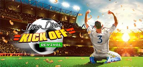 Dino Dini's Kick Off™ Revival Cover
