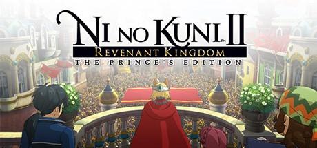 Ni no Kuni II: Revenant Kingdom - The Prince's Edition Cover