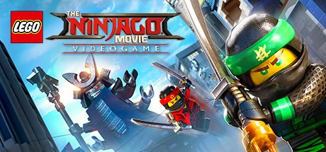 The LEGO Ninjago Movie Video Game Cover