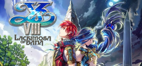 Ys VIII: Lacrimosa of DANA Cover