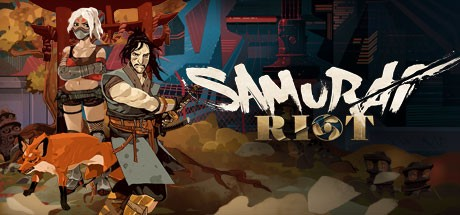 Samurai Riot Cover