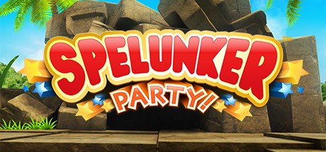 Spelunker Party! Cover