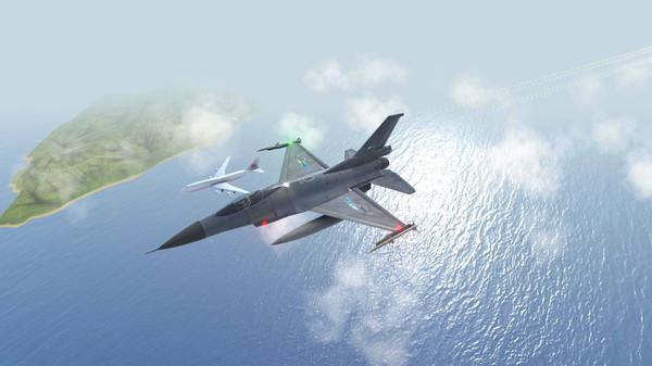 Take Off - The Flight Simulator Screenshot