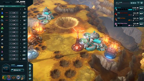 Offworld Trading Company - Conspicuous Consumption DLC Screenshot