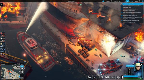 EMERGENCY 20 Screenshot
