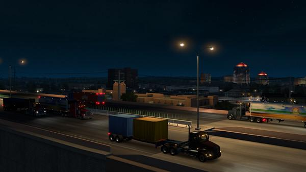 American Truck Simulator - New Mexico Screenshot