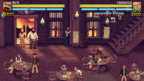 Bud Spencer & Terence Hill - Slaps And Beans Screenshot
