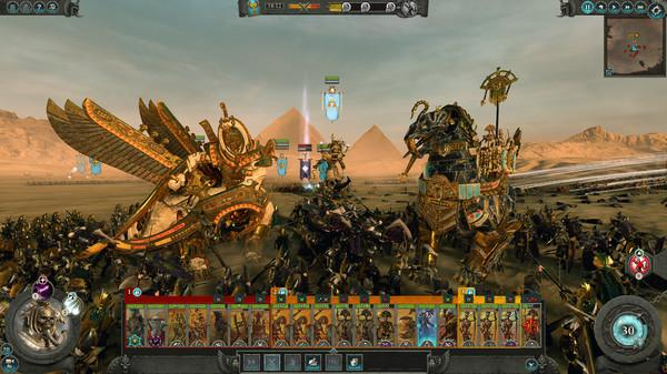 Total War: WARHAMMER II – Rise of the Tomb Kings Screenshot