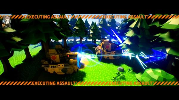 TINY METAL Screenshot