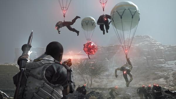 Metal Gear Survive Screenshot
