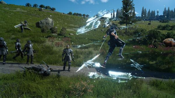 Final Fantasy XV: Windows Edition Screenshot