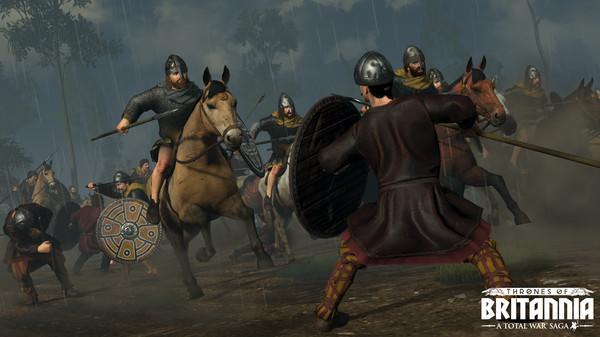 Total War Saga: Thrones of Britannia Screenshot