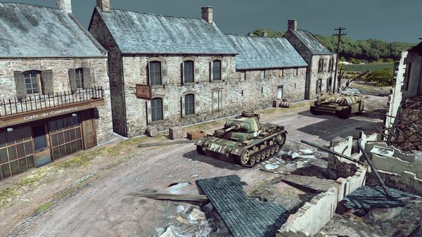Steel Division: Normandy 44 - Back to Hell Screenshot