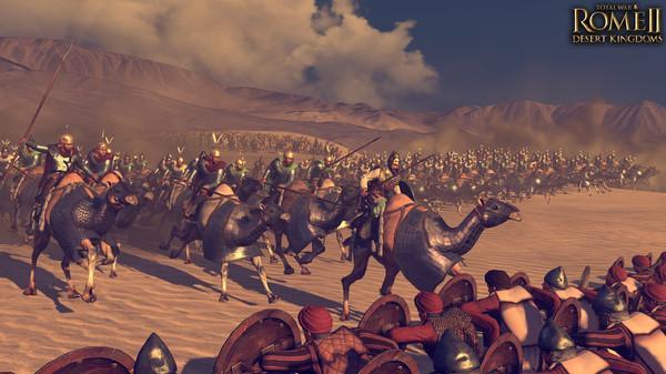 Total War: ROME II - Desert Kingdoms Culture Pack Screenshot