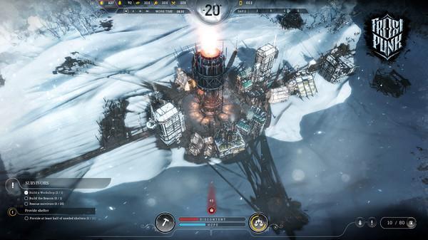 Frostpunk Screenshot