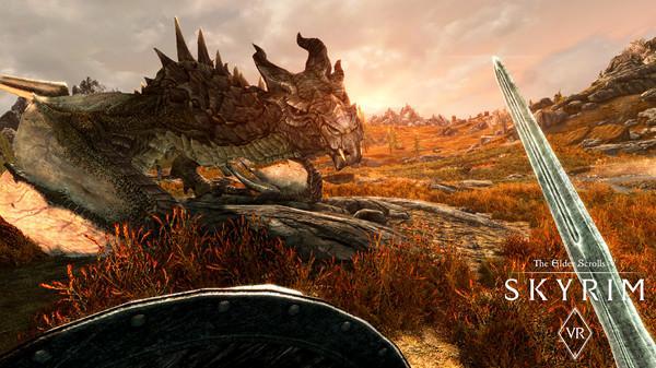 The Elder Scrolls V: Skyrim VR Screenshot