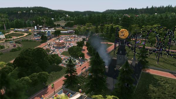 Cities: Skylines - Parklife Screenshot