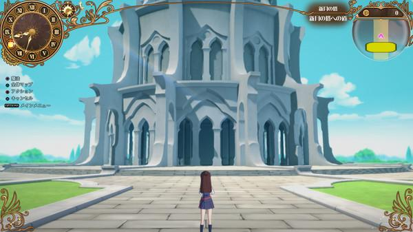 Little Witch Academia: Chamber of Time Screenshot
