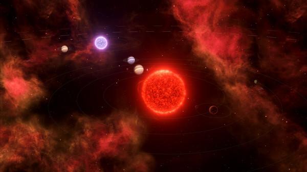 Stellaris: Distant Stars Story Pack Screenshot