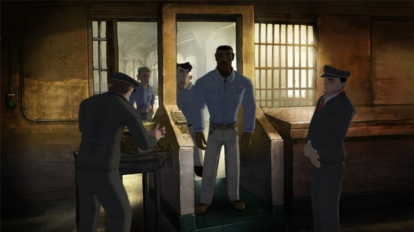 1954 Alcatraz Screenshot