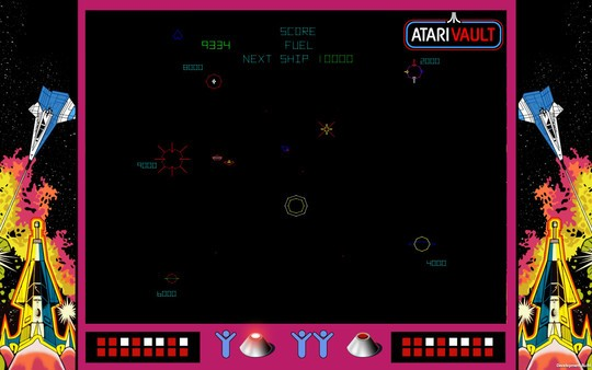 Atari Vault Screenshot