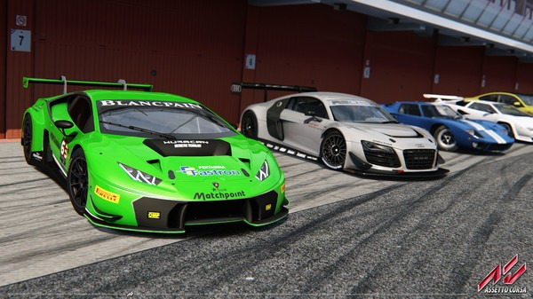 Assetto Corsa - Dream Pack 2 Screenshot