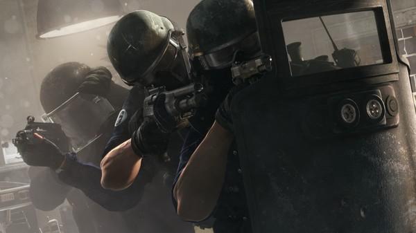 Tom Clancy's Rainbow Six Siege Screenshot