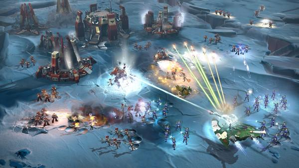 Warhammer 40,000: Dawn of War 3 Screenshot