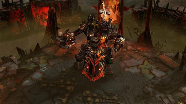 Warhammer 40,000: Dawn of War 3 Screenshot