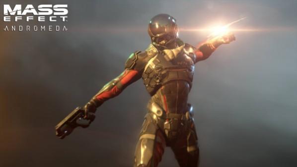 Mass Effect 4 Andromeda Screenshot
